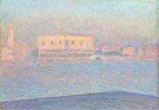 サン・ジョルジョ・マッジョーレから見たドゥカーレ宮殿
