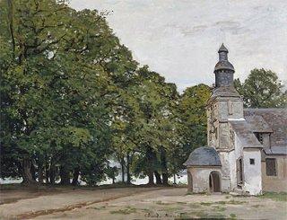 聖母教会、オンフルール