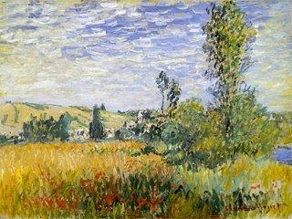 ヴェトゥイユの風景