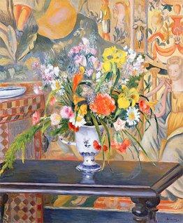 花瓶のある静物画