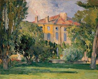 ジャ・ド・ブッファンの家