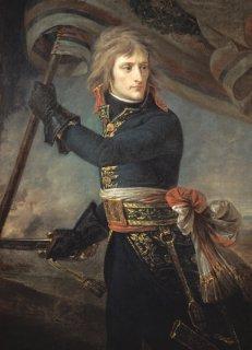 アルコン橋上のナポレオン(ヴェルサイユ宮殿美術館)