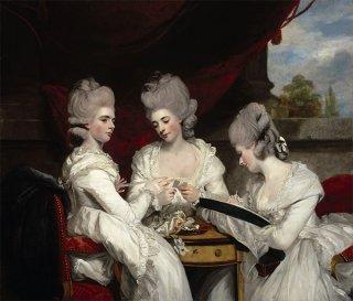 ウォルドグレイヴ家の女性達