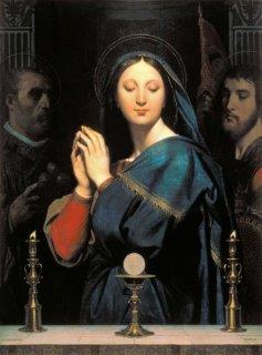 聖餅の聖母