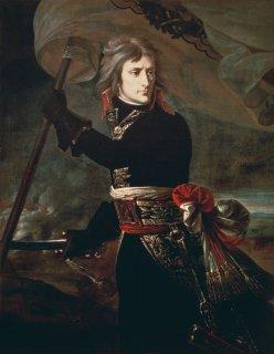 アルコン橋上のナポレオン(エルミタージュ美術館)