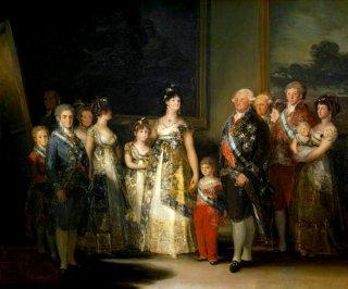 カルロス四世の家族