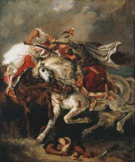 ジャウールとハッサンの戦い