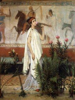 ギリシャの女性