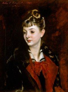 シュザンヌ・ポワソン嬢の肖像