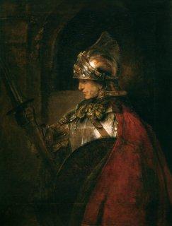 鎧の男、アレクサンダー大王