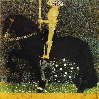 黄金の騎士(人生は闘い)