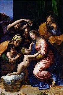 フランソワ一世の聖家族