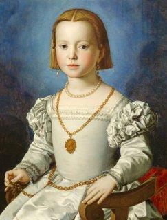 イザベラ・メディチの肖像