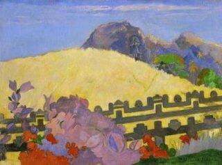 パラヒ・テ・マラエ(聖なる山)