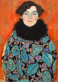 ヨハンナ・シュタウデの肖像
