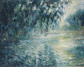 セーヌ河の朝