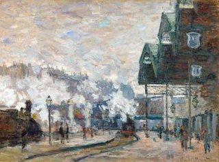 サン=ラザール駅、パリ