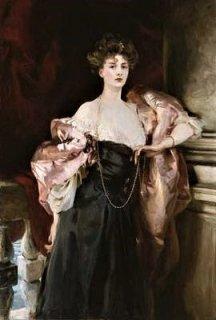 アバノン子爵夫人、レディ・エレン・ヴァンソンの肖像