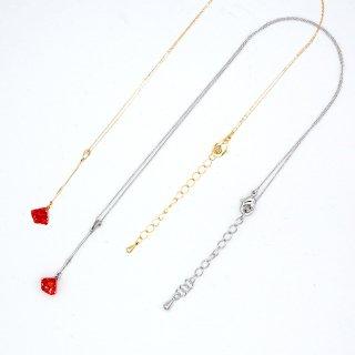 [Carnation] ネックレス(ロング)