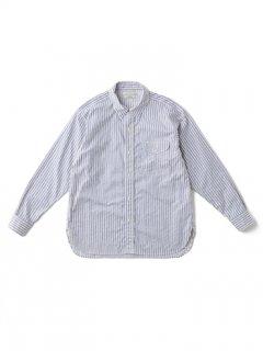 【OLD JOE】WIDE BAND COLLAR SHIRTS (ワイドバンドカラーシャツ)