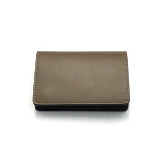 【GERUGA】LEATHER WALLET -SHORT- (レザーウォレット -SHORT-)