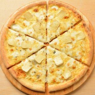 4種チーズ(ホール)6枚セット