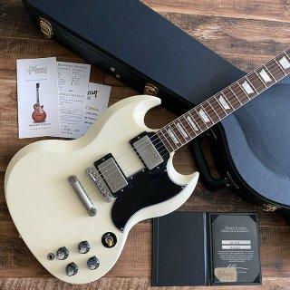 [中古]Gibson Custom / SG Standard Stop Tailpiece VOS Classic White 2013