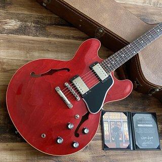 [中古]Gibson Memphis / Warren Haynes 1961 ES-335 Cherry