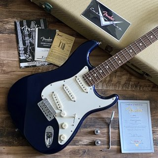 [中古]Fender Custom Shop / Custom Stratocaster Porsche Lapis Blue Metallic by Todd Krause 2009