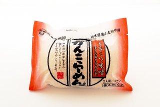 四代目がんこラーメン<br>(とんこつ味噌)