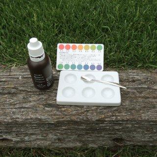 タケムラ 比色式pH検定器 DM2