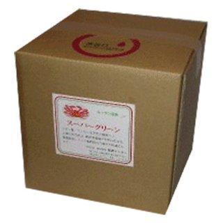【送料無料】 キトサン溶液スーパーグリーン 20リットル 【コック付き】 【同梱不可】