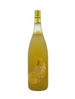 泉姫 ゆず酒<br>(泉酒造)1800ml