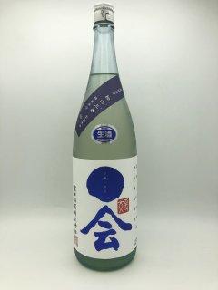 媛一会 夏酒 純米吟醸 無濾過生原酒<br>(武田酒造)1800ml