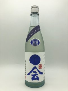 媛一会 夏酒 純米吟醸 無濾過生原酒<br>(武田酒造)720ml