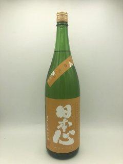 日本心 ひやおろし 吟醸 原酒 黄金<br>(武田酒造)1800ml