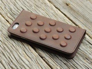 【アウトレット】4.7インチiPhone6s/iPhone6用レザーケース「PUNTO」