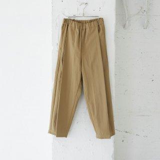 cotton/nylon-tack pants