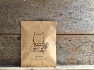ドリップコーヒー コーヒーと花束