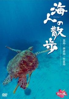 海人(うみんちゅー)の散歩【竹富 黒島 西表島】[DVD]