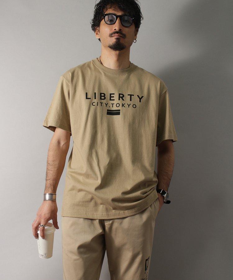 [LIBERTY CITY TOKYO] Tシャツ