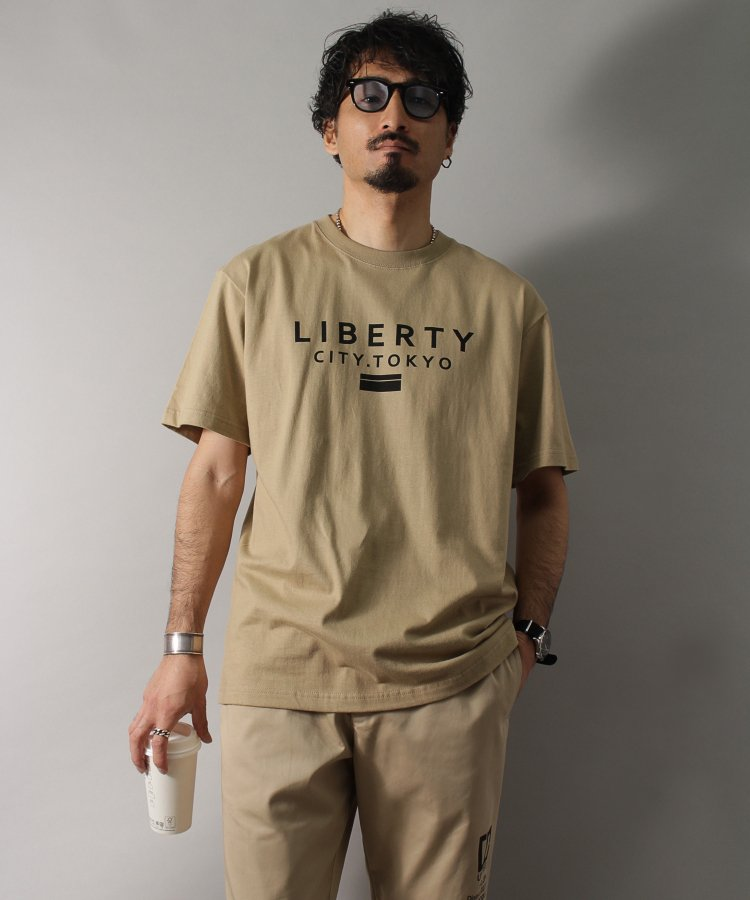 【LIBERTY CITY/リバティーシティ】 [LIBERTY CITY TOKYO] Tシャツ
