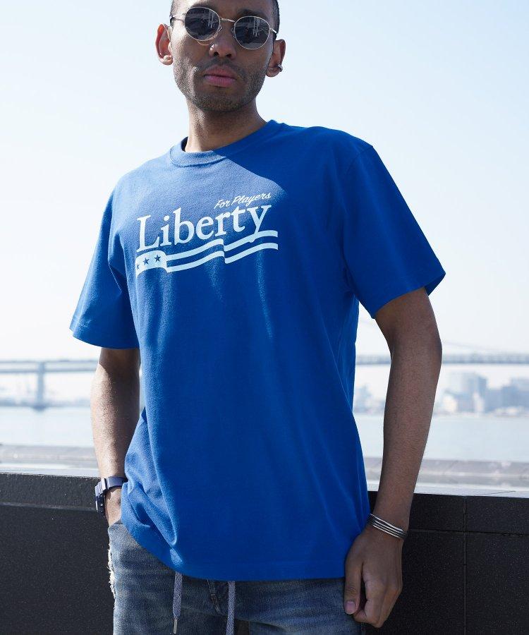 [Liberty] Tシャツ