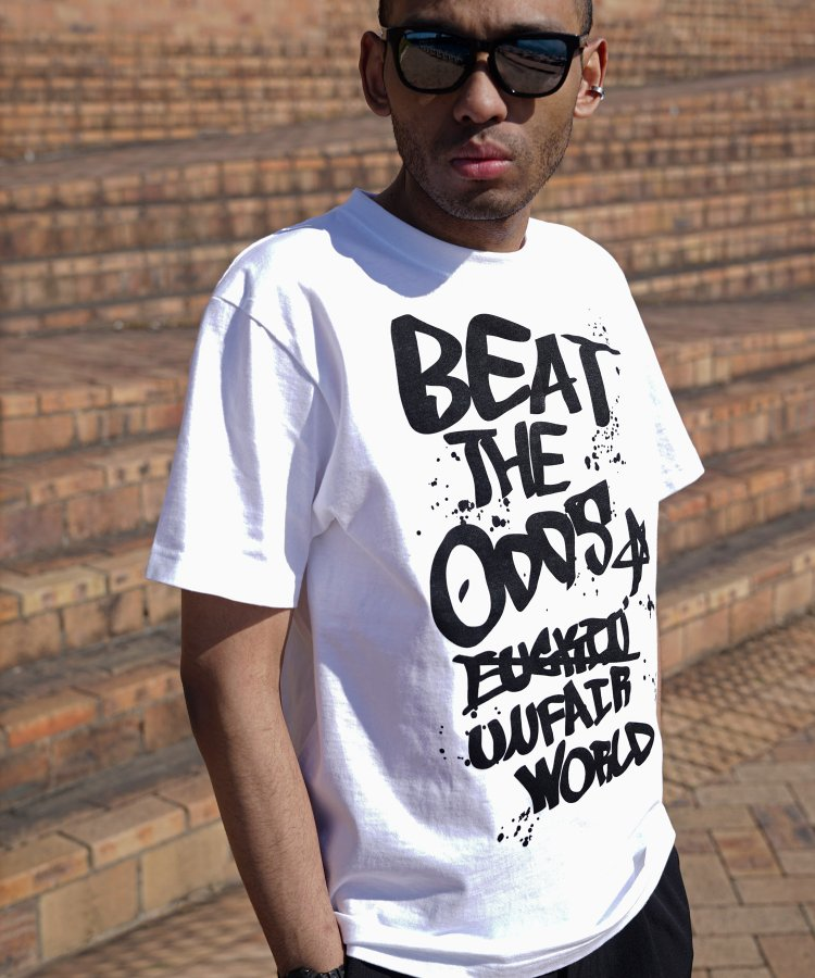 [BEAT THE ODDS] Tシャツ