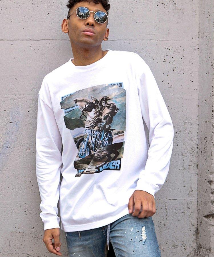 [RIDER] ロングスリーブTシャツ