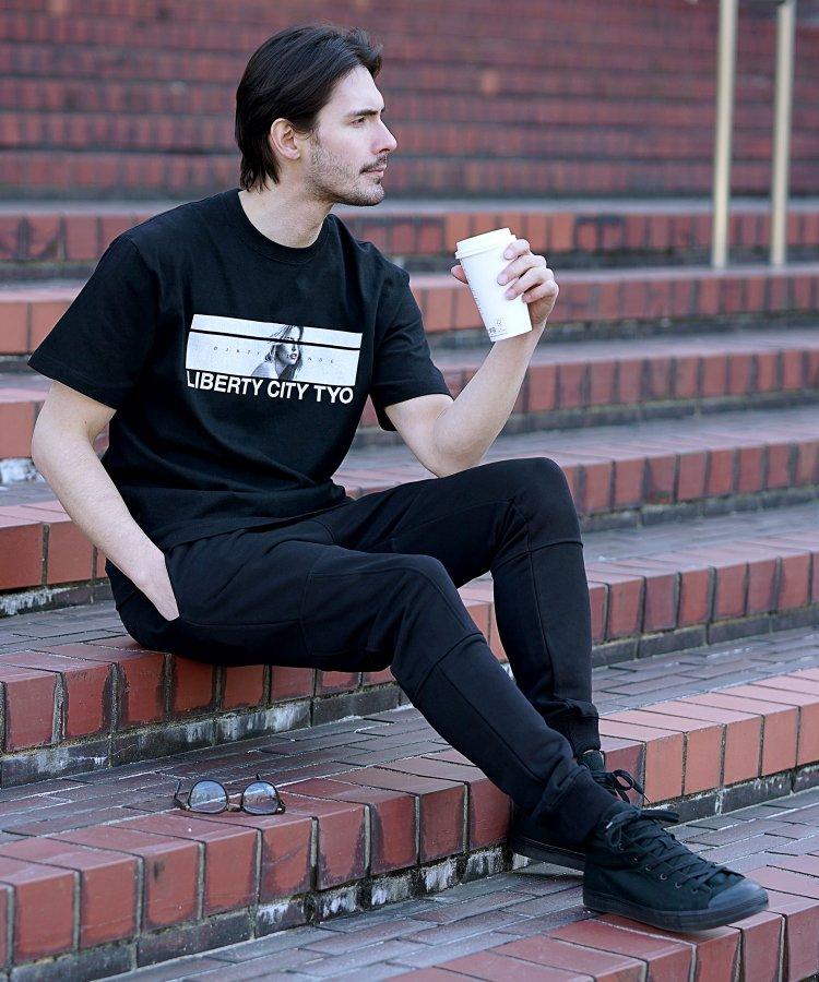 【LIBERTY CITY/リバティーシティ】 [DIRTY BLONDE] Tシャツ