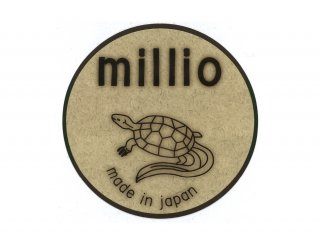 millioステッカー