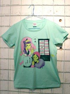 中村杏子 ドローイングTシャツ(WMサイズ)
