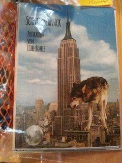 Schnick Schnack「Postkarten von Ribble Bobble(リッブルボッブルからのハガキ)」