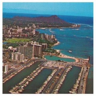 SUBMARINE × tanaka scat「Akogare Hawaiian Routes EP」(newmasterpiece)